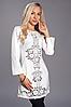 Стильное женское платье-туника