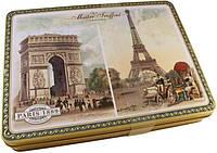 ШОКОЛАДНЫЕ КОНФЕТЫ, ПРАЛИНЕ CITY PARIS - 1889 MAITRE TRUFFOUT, 220 Г