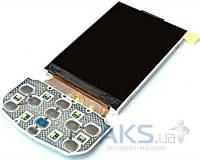 Дисплей (экран) для телефона Samsung D900i с верхним клавиатурным модулём