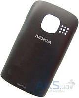 Задняя часть корпуса (крышка аккумулятора) Nokia C2-05 Original Dark Grey