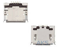 (Коннектор) Aksline Разъем зарядки Motorola Droid A855 / Droid 2 A955 / Droid X MB810 / Atrix 4G MB86 / Atrix 2 MB865 / Droid X2 MB870