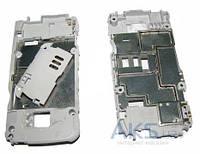 Средняя часть корпуса Nokia 7610 Supernova White