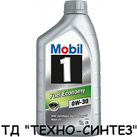 Моторное масло Mobil 1 Fuel Economy 0W-30 (1л)