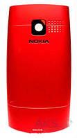Задняя часть корпуса (крышка аккумулятора) Nokia X2-01 Original Red