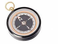 Жидкостный компас TSC-5: 15х50 мм, цена деления 2°, кольцо для подвешивания, алюминий, 8 цветов