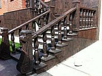 Балясины, перила, колонны из мрамора и гранита Кривой Рог
