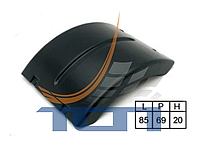 Крыло заднее верхнее PREMIUM 1 1996-2004/MAGNUM 2 T510028 ТСП Китай