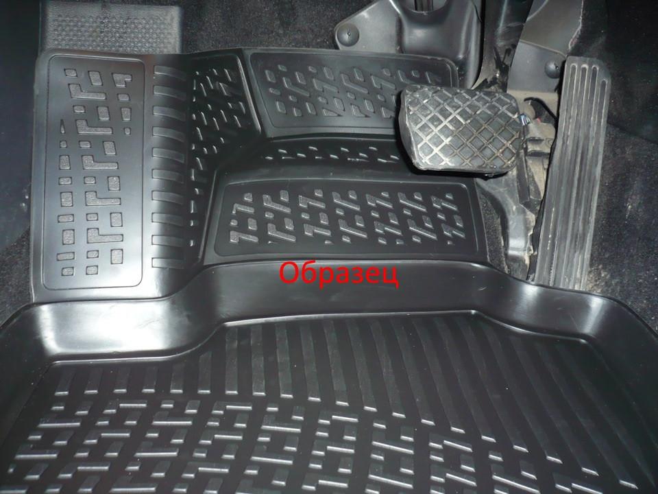 Коврики в салон для Тойота Corolla IX (00-08) (комплект - 4 шт) 209020801