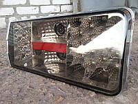 Диодные задние фонари на ВАЗ 2106 Глаза паука №2 тонированные.