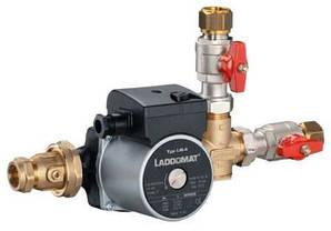 Трехходовой клапан Laddomat 11-30 53 °C (для котлов до 30 кВт)