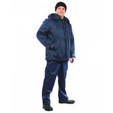 Куртка зимняя Оптима синяя