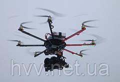 Аэровидеосъёмка, квадрокоптеры.