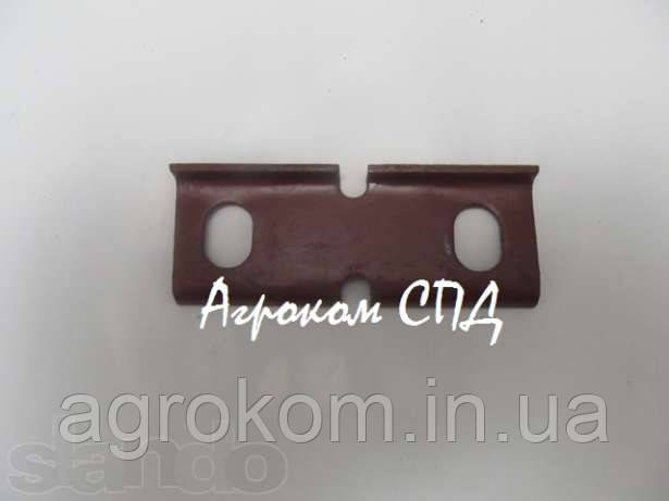Пластина направляющая 503005012 ножакосилки К-1,4