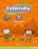 Islands 2 Pupil's Book with pin code