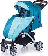 """Детская Прогулочная коляска-трость Babyhit """"Тетра"""" с амортизацией, тормозами, антимоскитной сеткой, ремнями"""
