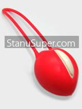 Вагинальный шарик со смещенным центром SMARTBALL UNO(Германия) для тренировки с грузом.