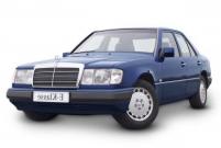 Автомобильные стекла для MERCEDES 200 300, W124