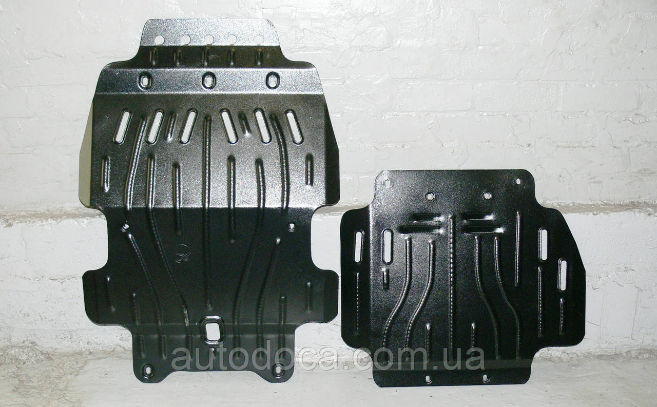Защита радиатора, двигателя, акпп Toyota Land Cruiser 200  2007-