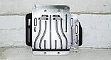 Защита радиатора, двигателя, акпп Toyota Land Cruiser 200  2007-, фото 5