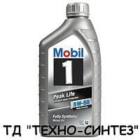 Моторное масло Mobil 1 5W-50 (1л)