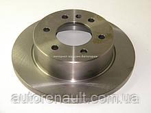 Тормозной диск задний на Фольксваген Крафтер 28-46 2006-> FEBI BILSTEIN (Германия) 27699