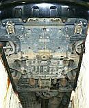 Защита радиатора, двигателя, акпп Toyota Land Cruiser 200  2007-, фото 8