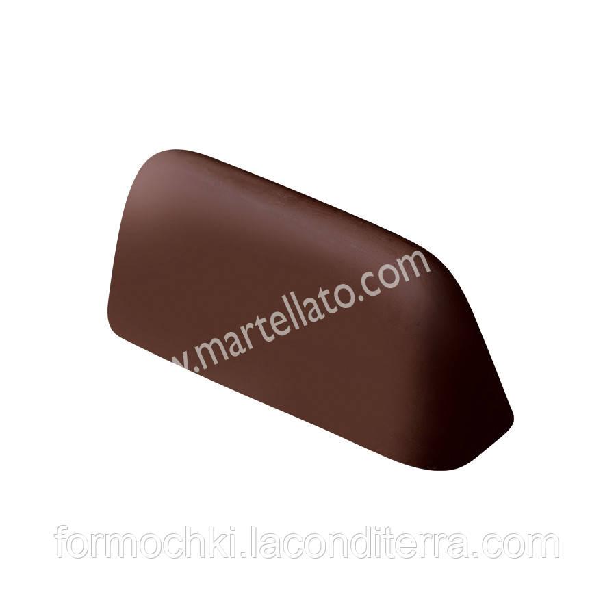 Поликарбонатная форма для шоколадных конфет MARTELLATO MA1640