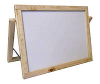 Доска для рисования двухсторонняя 43х51,5 см РУДИ ДУ253м