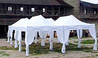Экспресс-шатры для кафе и  проведения свадеб