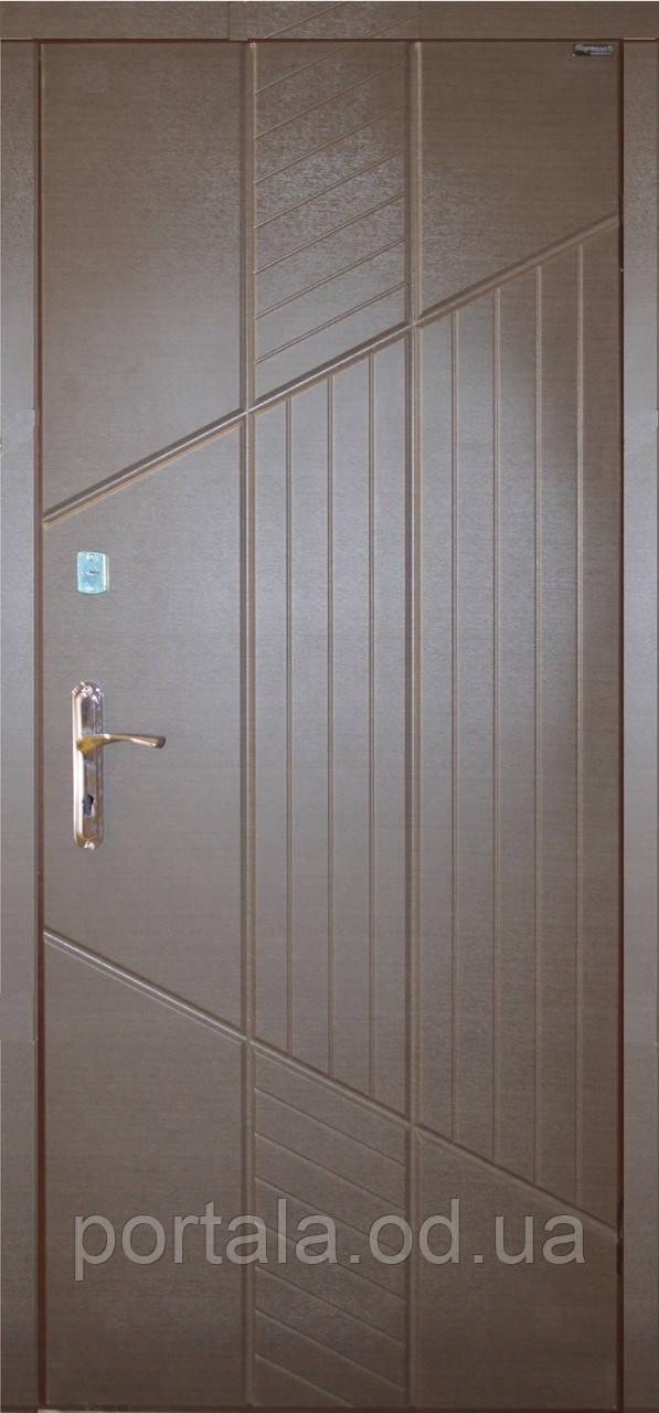"""Входные двери для квартиры """"Портала"""" (серия Комфорт) ― модель Честер"""