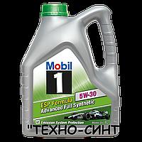Моторное масло Mobil 1 ESP Formula 5W-30 (4л)