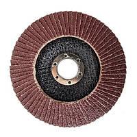 Круг лепестковый торцевой 125x22 K60 (ВТ-0206)