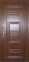 """Входные металлические двери для квартиры """"Портала"""" (серия Комфорт) ― модель Хеннесси"""