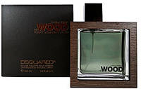 Мужскаятуалетная вода   Dsquared2 He Wood Rocky Mountain Wood AAT