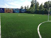 Строительство футбольных площадок