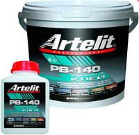 Двухкомпонентный полиуретановый клей для паркета Artelit РВ -140 R (6кг)