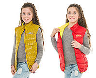 Дутые стеганые двусторонние жилеты-тинсулейт, американский бренд.
