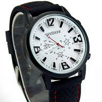 Мужские часы Weijieer с белым циферблатом