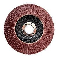 Круг лепестковый торцевой 125x22 K80 (ВТ-0208)