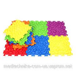 Массажный коврик пазл 'Здоровые ножки' (10 модулей)