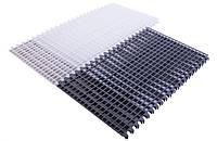 Пластиковый решеточный пол для птицы, 120х60 см