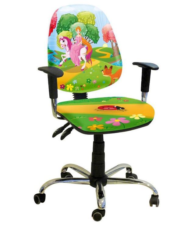 Кресло Бридж Хром Дизайн № 15 Принцесса
