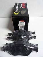 Тормозная колодка передняя TOYOTA YARIS 06- (FR), фото 1