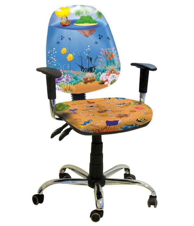 Кресло Бридж Хром Дизайн Игра сокровища моря