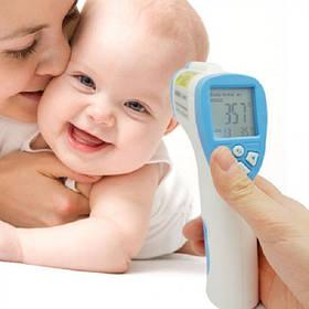 Бесконтактные термометры и пирометры