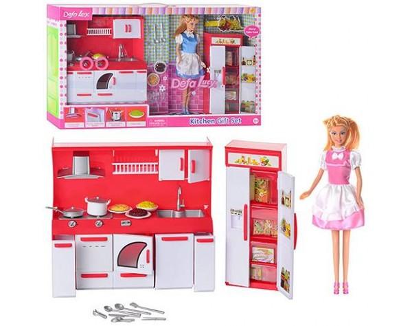 Кукла Defa на кухне