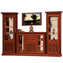 Модульные системы для: спальни,гостиной,столовой,коридора