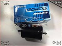Фильтр топливный, A111117110CA, Чери Амулет, А15, TECHNICS - A11-1117110CA