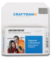 Аккумулятор Craftmann для Xiaomi Redmi 2 2100mAh