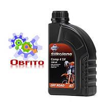 Масло моторное синтетическое Silkoene Comp 2 Plus SX